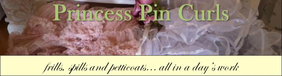 Princess Pin Curls