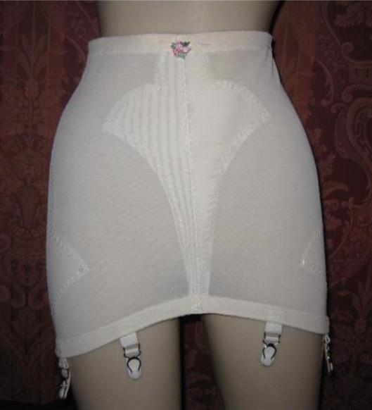 betty draper girdle
