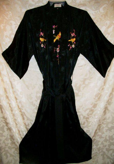 kimono joan mad men