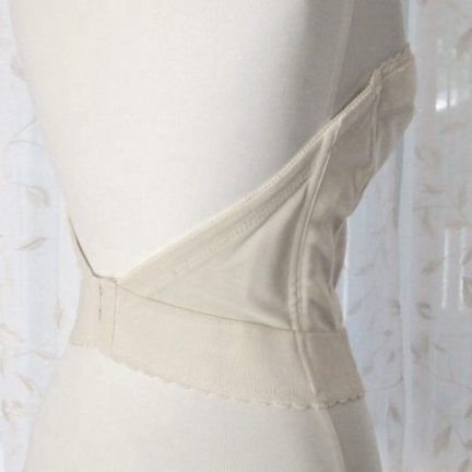 low back bra