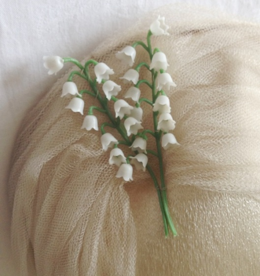 lily of the valley vintage