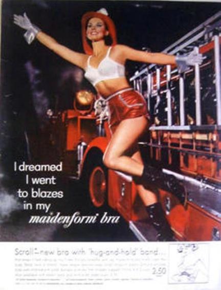 MAIDEN FORM FIRE ENGINE